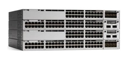 Cisco Catalyst C9300-24P-E network switch Managed L2/L3 Gigabit Ethernet (10/100/1000) Grey 1U Power over Ethernet (PoE)
