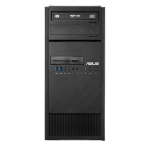 ASUS ESC300 G4-7500003Z CI5-7500 1TB+128SSD 8GB DVD GTX1060 NOOS 3.4 GHz 7th gen Intel® Core™ i5 i5-7500 Black Tower Workstation