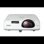 Epson EB-L200SW data projector Desktop projector 3800 ANSI lumens 3LCD WXGA (1280x800) White