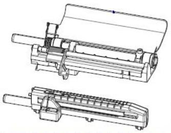 Zebra P1058930-036 printer kit