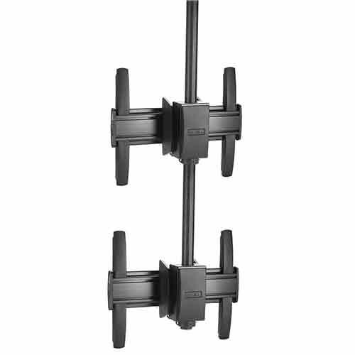 "Chief LCM1X2U flat panel ceiling mount 139.7 cm (55"") Black"