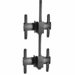 "Chief LCM1X2U flat panel ceiling mount 139.7 cm (55"") Black"