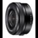 Sony SELP1650 camera lense