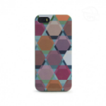 Tucano Brio Hexa mobile phone case Cover Multicolor, Pink