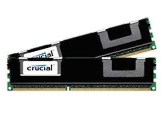 Crucial 32GB Kit DDR3-1866 32GB DDR3 1866MHz ECC memory module