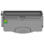 Dataproducts DPCE120E compatible Toner black, 2K pages, 594gr (replaces Lexmark 12036SE)