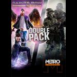 Deep Silver Saints Row Metro Double Pack Videospiel PC/Mac/Linux