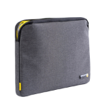 "Tech air evo pro notebook case 39.6 cm (15.6"") Sleeve case Grey, Yellow TAEVS006V2"