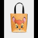 Disney LT550201BAM shopping bag Brown, Yellow Tote bag
