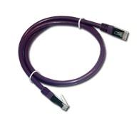 MCL Cable RJ45 Cat6 3.0 m Purple cable de red 3 m Púrpura