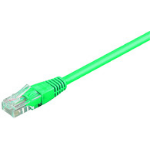 Microconnect Cat5e U/UTP 10 m 10m Cat5e U/UTP (UTP) Green networking cable