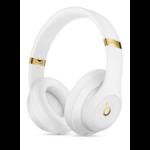 Beats by Dr. Dre Beats Studio3 Headset Head-band White