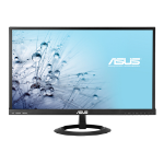 "ASUS VX239H 23"" Full HD Black computer monitor"