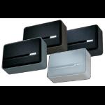 Valcom V-1042-GY loudspeaker 1-way Grey Wired