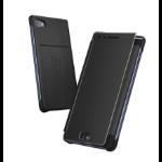 """BlackBerry Motion 5.5"""" Flip case Black"""