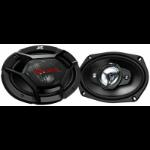 JVC CS-DR6940 car speaker 4-way 550 W Oval