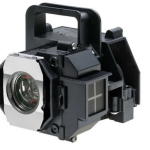 Epson Generic Complete Lamp for EPSON PowerLite HC 8345 projector. Includes 1 year warranty.