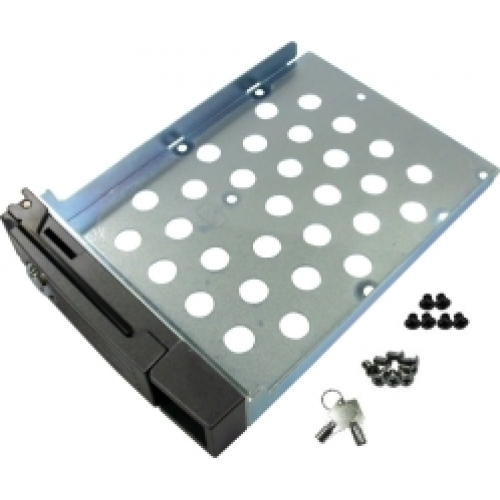 "QNAP SP-TS-TRAY-SILVER 3.5"" Silver HDD/SSD enclosure"