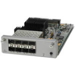 Cisco C4KX-NM-8SFP+= network switch module