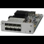 Cisco C4KX-NM-8SFP+= network switch module