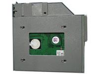 "MicroStorage KIT844 2.5"" Silver HDD/SSD enclosure"
