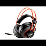 COUGAR Gaming Immersa Binaural Head-band Black, Red headset