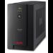 APC Back-UPS Línea interactiva 0,95 kVA 480 W 6 salidas AC