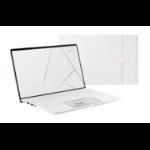 "ASUS ZenBook UX334FL-A4021T notebook White 33.8 cm (13.3"") 1920 x 1080 pixels 8th gen Intel® Core™ i7 16 GB LPDDR3-SDRAM 1000 GB SSD NVIDIA® GeForce® MX250 Wi-Fi 5 (802.11ac) Windows 10 Home"