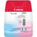 Canon 0624B026 (CLI-8 PCPM) Ink cartridge multi pack, 450 pages, 13ml, Pack qty 2