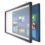 "NEC OL-V463 46"" Multi-touch touch screen overlay"