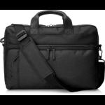 "HP Power Ready 14.1 Elite Top Load notebook case 35.6 cm (14"") Briefcase Black"