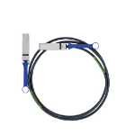 "Mellanox Technologies 0.5m QSFP InfiniBand cable 19.7"" (0.5 m) Black"