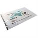 Rexel Ecodesk A3 Pockets Clear (30)