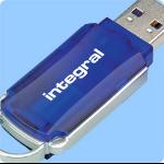 Integral 4GB USB 2.0 Courier Flash Drive 4GB USB flash drive