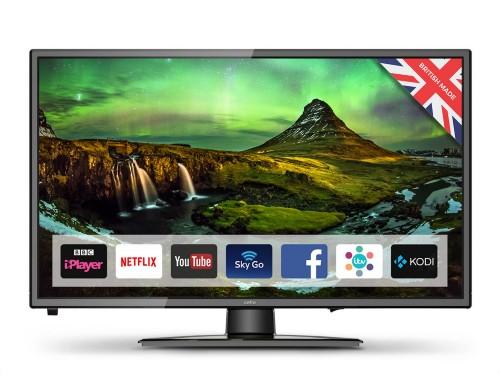 """Cello C24SFS LED TV 59.9 cm (23.6"""") WXGA Smart TV Wi-Fi Black"""