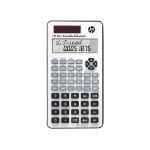 HP 10s+ calculator Pocket Scientific White