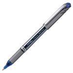 Pentel EnerGel Plus Rollerball Medium 0.7mm Tip 0.35mm Line Blue Ref BL27-C [Pack 12]