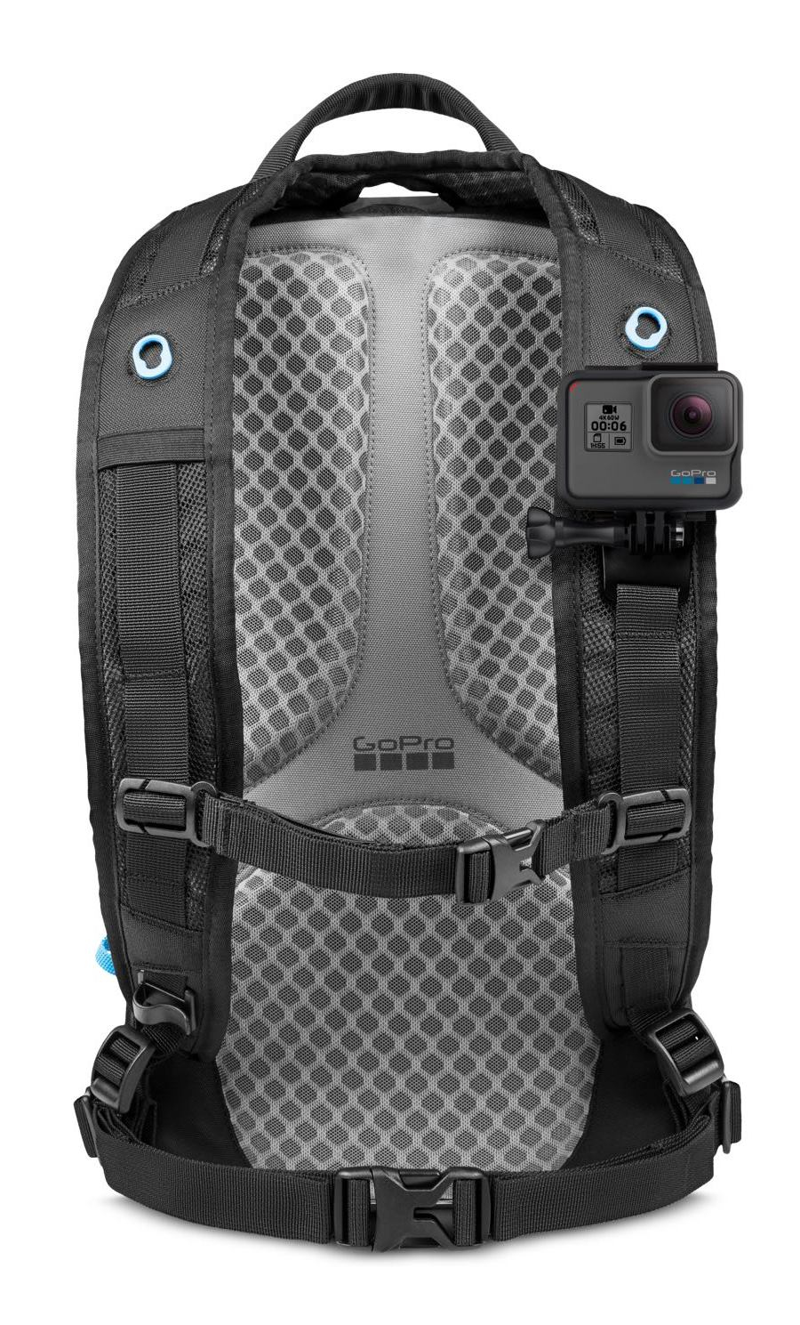 GoPro Seeker backpack Black/Grey
