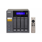 QNAP TS-453A NAS Tower Ethernet LAN Black