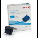 Xerox ColorQube 8870 inkt, cyaan (6 sticks 17300 Images)
