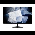 """Lenovo ThinkVision S28u-10 71.1 cm (28"""") 3840 x 2160 pixels 4K Ultra HD LED Black"""