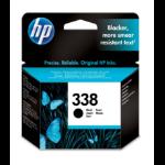 HP 338 Original Foto negro 1 pieza(s) Rendimiento estándar