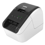 Brother HIGH SPEED PROFESSIONAL PC/MAC LABEL PRINTER / UP TO 62MM WITH BLACK/RED PRINTING