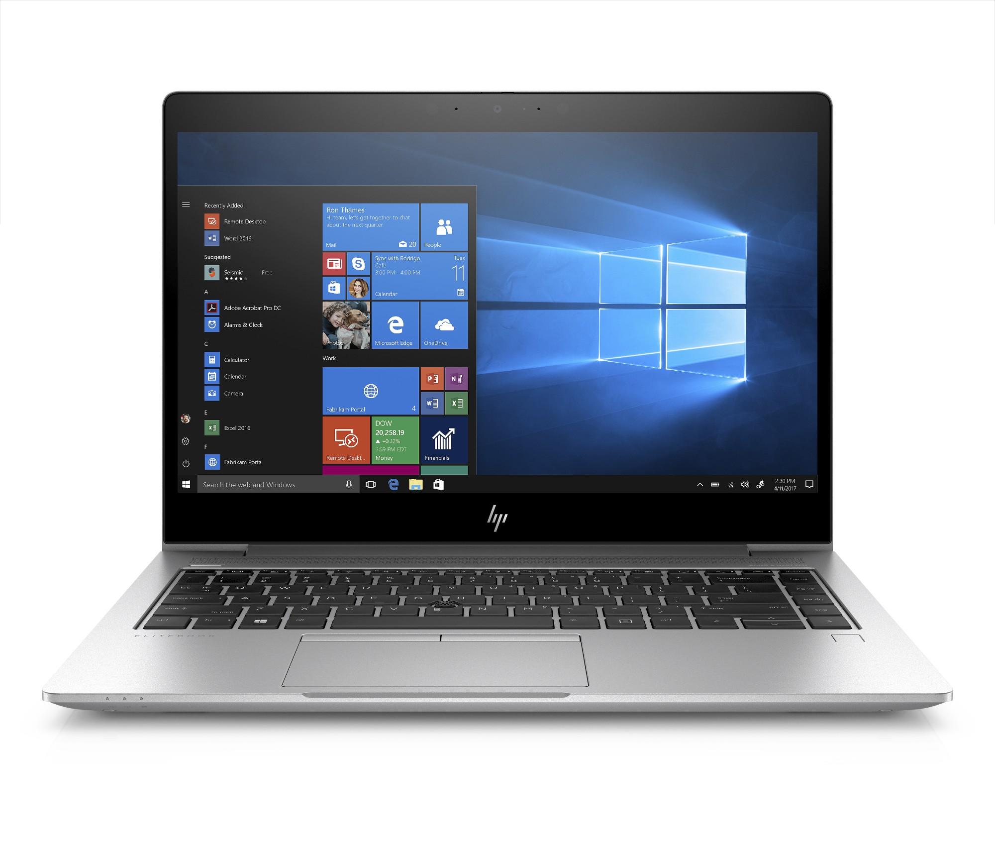 """HP EliteBook 840 G6 Silver Notebook 35.6 cm (14"""") 1920 x 1080 pixels 8th gen Intel® Core™ i7 i7-8565U 16 GB DDR4-SDRAM 512 GB SSD"""