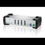 Aten CS84A KVM switch Silver