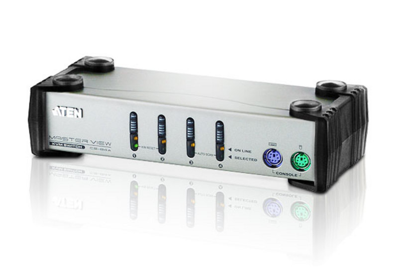 Aten CS84A Silver KVM switch