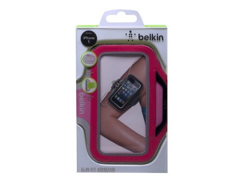 Belkin F8W299VFC01 holder Mobile phone/smartphone Pink,Purple Passive holder