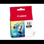 Canon BCI-15 Black Ink Tank Black ink cartridge