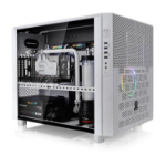Thermaltake Core X5 Tempered Glass Snow Edition Cube White computer case