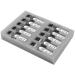 StarTech.com Módulo Transceptor SFP Compatible con Cisco GLC-SX-MM - 1000BASE-SX - Paquete de 10